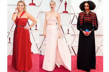 Лучшие излучших! 10 самых удачных нарядов на«Оскаре»-2021