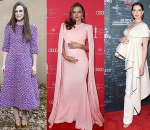 От Меган Маркл до Блейк Лайвли: 10 самых красивых нарядов беременных звезд за 2019 год