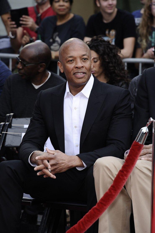 Dr Dre развод