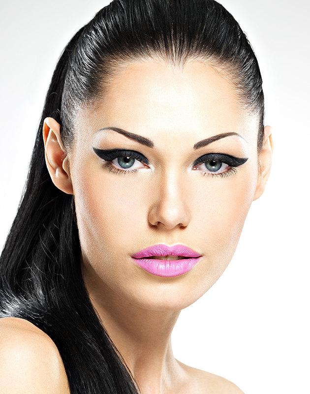 10 ошибок макияжа фото
