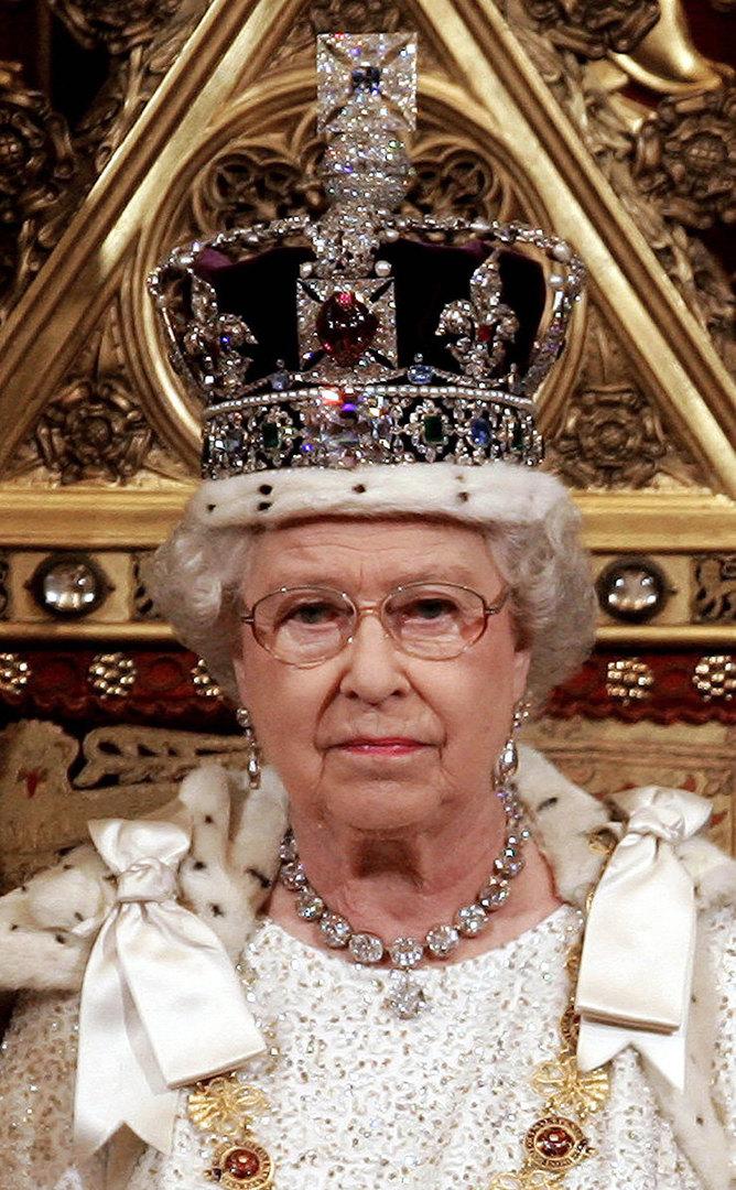 Королева Елизавета II, 2006 год