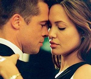 Джоли и Питт рассекретили название совместного фильма