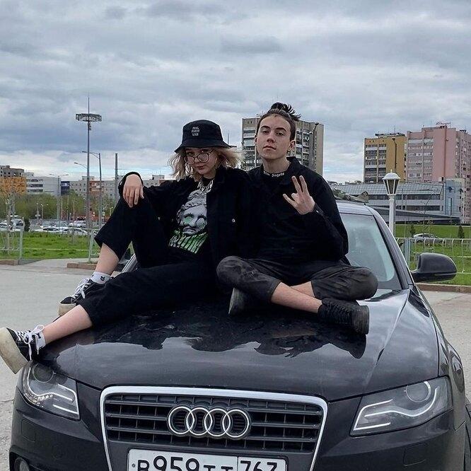 Дарья Суднишникова с несостоявшимся отцом второго ребенка