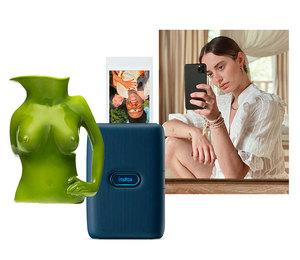 Карманный принтер и чехол для телефона: что подарить подруге-инстаграмщице