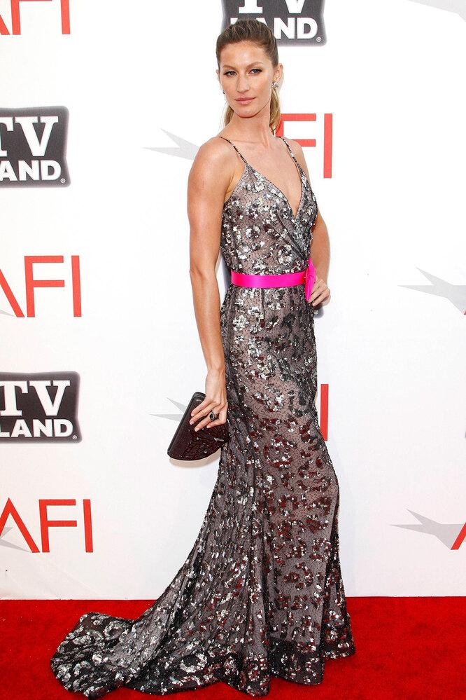 Жизель Бюндхен на премии AFI Life Achievement Award, 2012