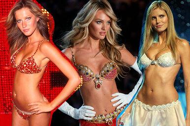 Бюстгальтер намиллион: 7 самых дорогих бра Victoria's Secret