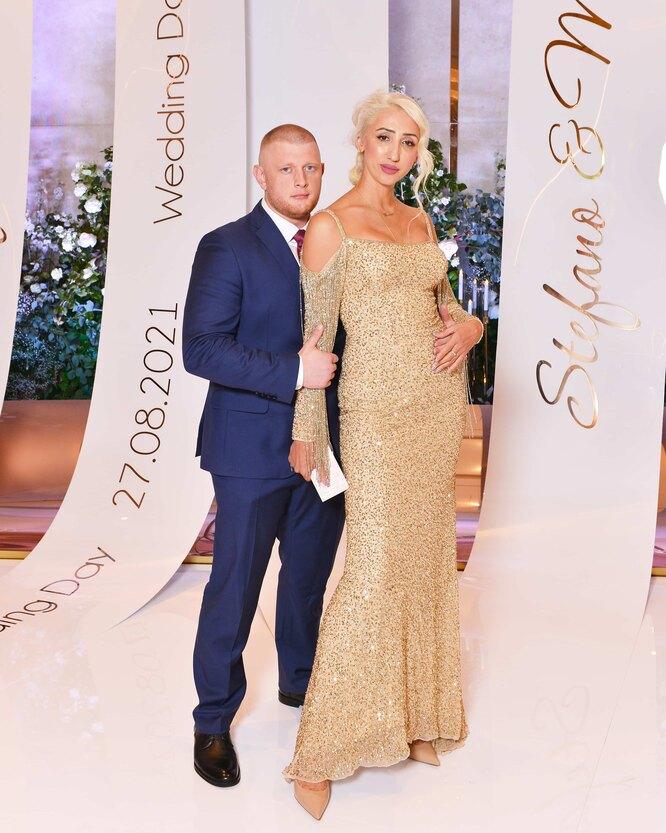 Блогер Лилия Абрамова (Tatarka FM) и ее муж Дмитрий Шумилов