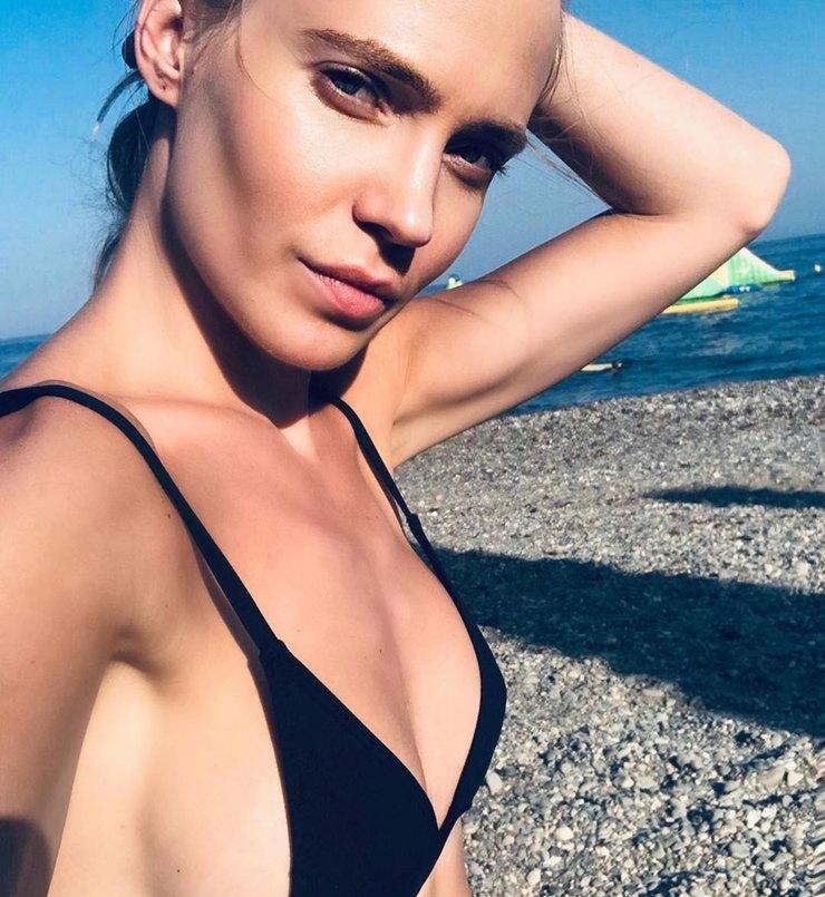 Наталья Ионова вИспании