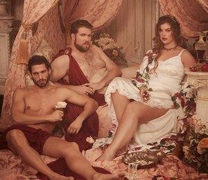 Dolce & Gabbana начали выпускать одежду самых больших размеров исняли врекламной кампании моделей плюс-сайз