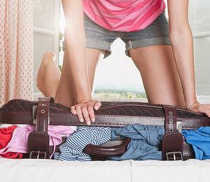 Чемоданное настроение: 10 лайфхаков, чтобы собрать чемодан впоездку заполчаса