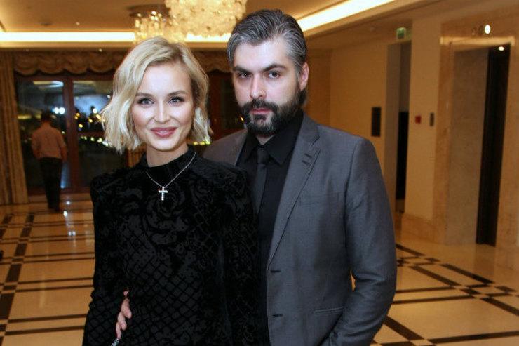 Полина Гагарина трогательно поздравила мужа сднем рождения