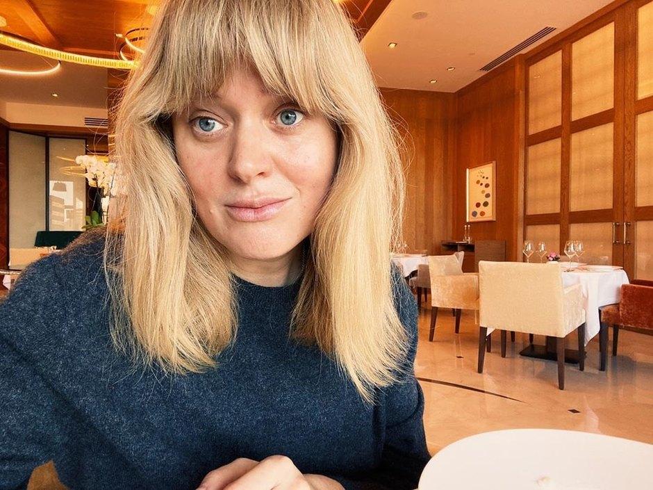 Анна Михалкова сдала тест напищевую аллергию