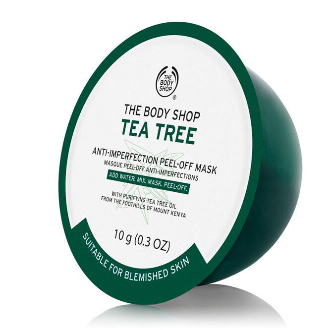 Anti-Imperfection Peel-Off Mask, The Body Shop