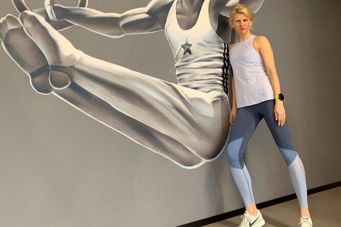 Полина Киценко открыла собственную спортивную студию