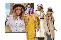 Куртки изяблочной кожи ипальто вкляксах: блогер Ира Блан выбрала лучшие образы сНедели моды