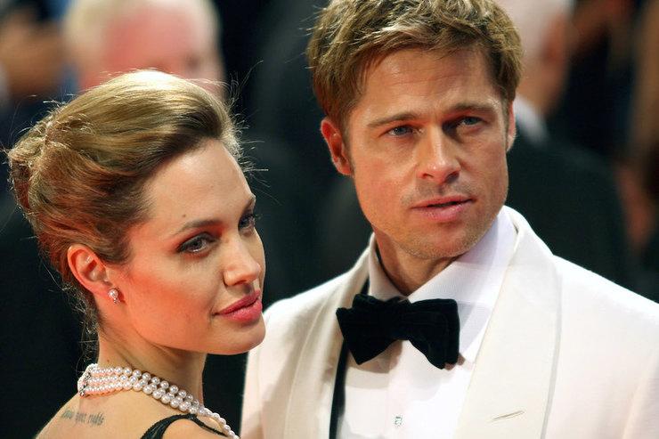 Брэд Питт выбрал работу, которая поможет помириться сАнджелиной Джоли
