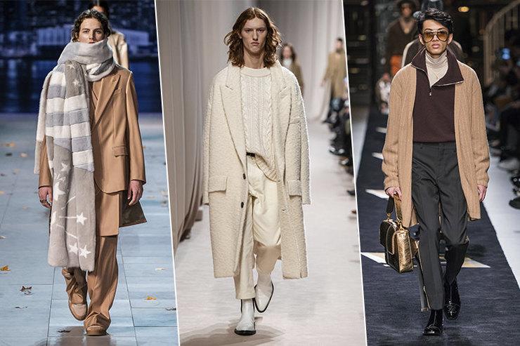 3208d8b2617e 5 трендов с мужской недели моды в женский гардероб | Журнал ...