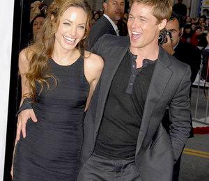 Брак Анджелины Джоли и Бреда Питта недействителен