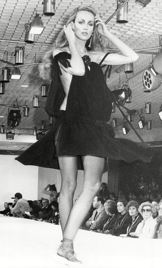 фото знаменитых моделей Джерри Холл