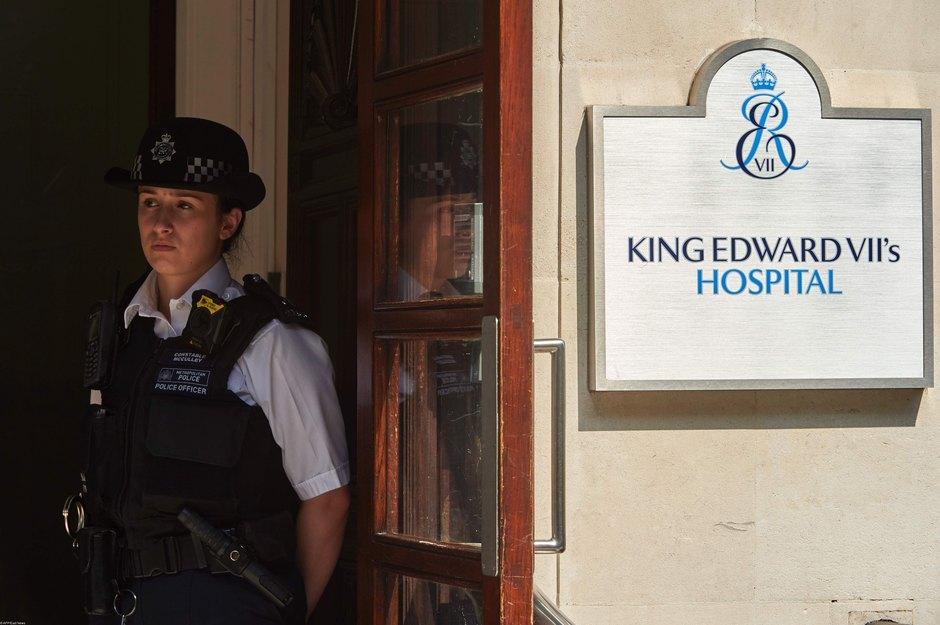 Больница короля Эдуарда VII