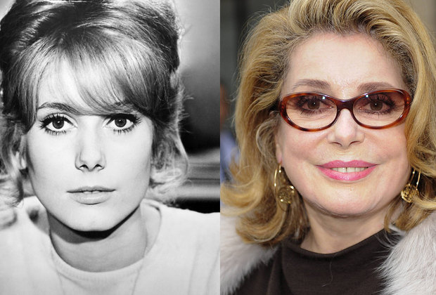 Как изменилась внешность Брижит Бардо, Катрин Денев идругих легендарных французских актрис