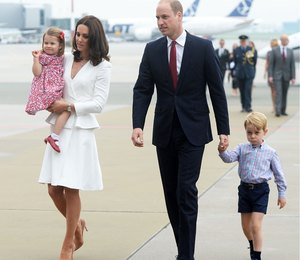 Внезапно: дети Кейт Миддлтон обошли ее в рейтинге самых стильных монархов