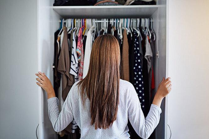 Не шкаф, а загляденье: 9 лайфхаков поразбору иорганизации гардероба
