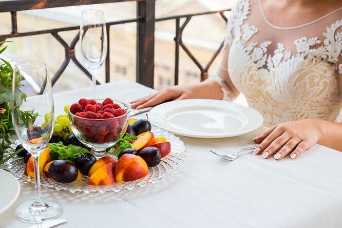 Свадьба длявеганов: история отом, как одна невеста непустила половину гостей