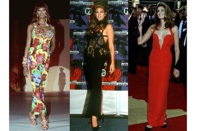 В память олегенде: 7 ослепительных платьев Джанни Версаче, которые мы никогда незабудем