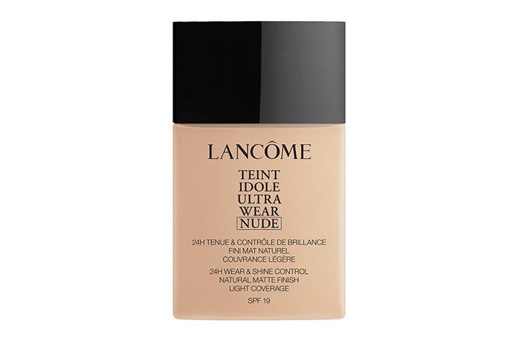 Тональный флюид Teint Idole Ultra Wear Nude, Lancôme