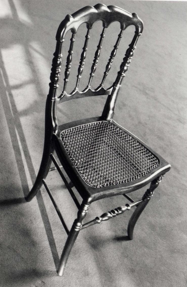 Стул встиле Наполеона III изсалона Дома Dior
