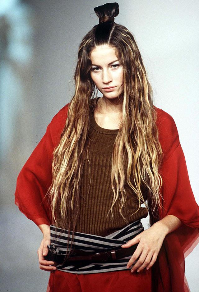 фото знаменитых моделей Жизель Бундхен