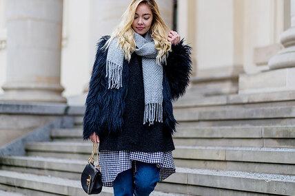 Какие шарфы будут вмоде этой зимой: мнение стилиста