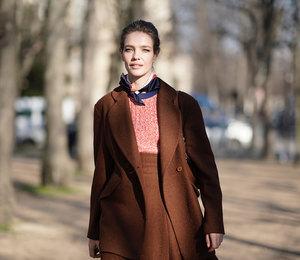 Наталья Водянова собрала все тренды сезона в одном образе