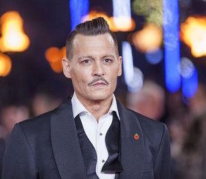 Постарел! Джонни Депп разочаровал фанатов внешним видом на премьере в Лондоне