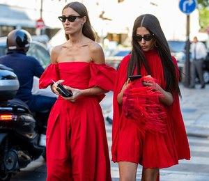 Правил не существует: стритстайл на неделе Высокой моды в Париже
