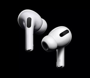 Apple выпустили новые AirPods Pro