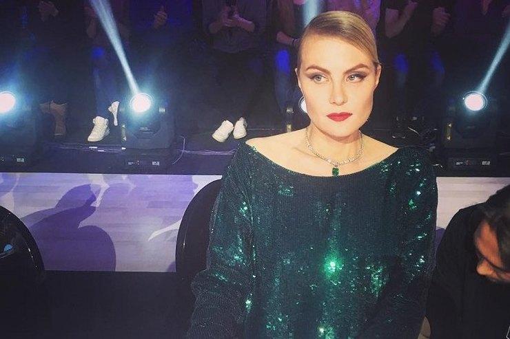 Рената Литвинова стала «ведущей» Первого канала
