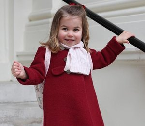 Каким прозвищем Кейт Миддлтон называет принцессу Шарлотту?