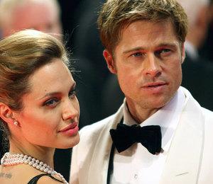 Анджелина Джоли и Брэд Питт были замечены вместе впервые за долгое время