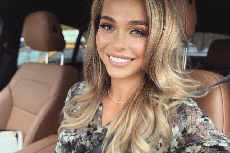 Нарастила брови иувеличила грудь: что сделала ссобой Анна Хилькевич?