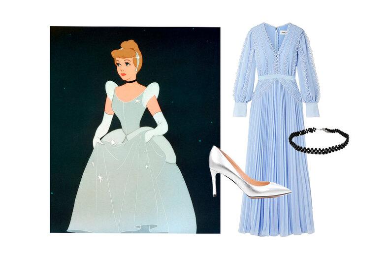 Одеться как принцесса: 6 весенних образов встиле Золушки, Белль идругих героинь Disney