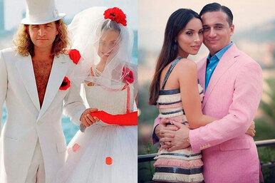 7 самых громких свадеб нулевых: что стало сэтими браками?