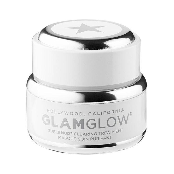 Очищающая маска для лица Supermud Clearing Treatment, Glamglow