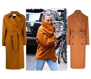 Как у Скарлетт Йоханссон: 10 карамельных пальто от 3000 рублей