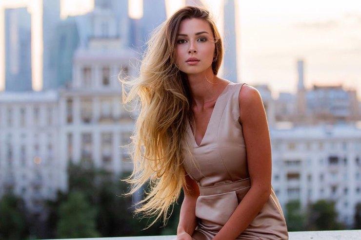 Дочь Анастасии Заворотнюк стала моделью