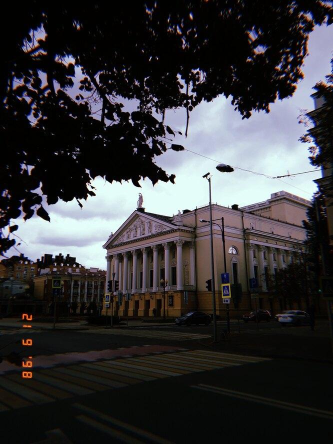 Татарский театр оперы и балета имени Мусы Джалиля