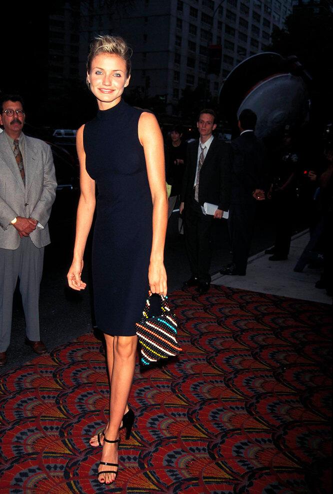 Кэмерон Диаз в 1997году