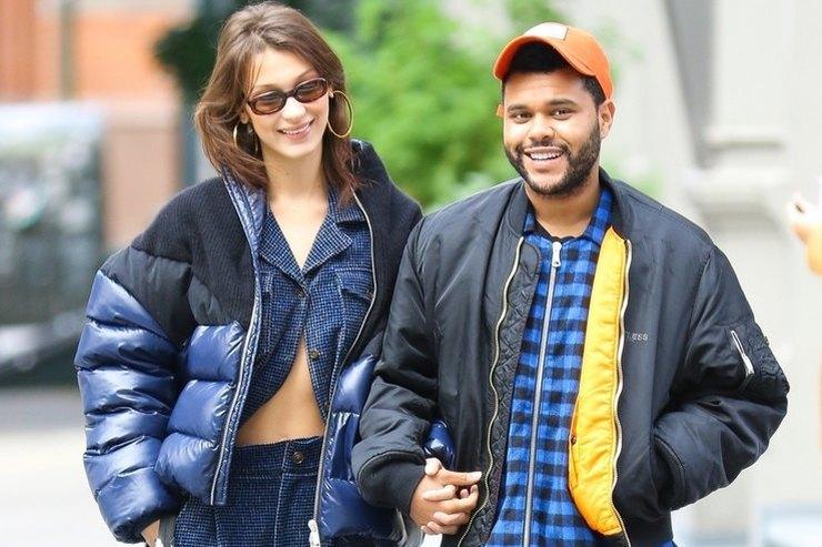 The Weeknd показал, кто охраняет его возлюбленную Беллу Хадид