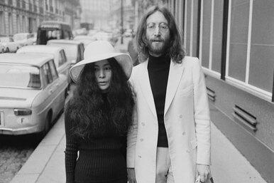 Родственные души: история любви Джона Леннона иЙоко Оно